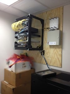 Network cabling in cherry hill