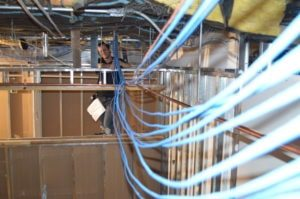 network data cabling services in Philadelphia