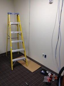 data cabling prep jenkintown