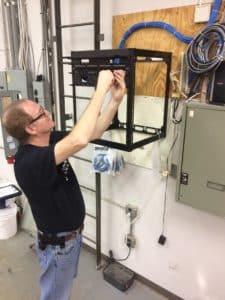 data network cabling radnor