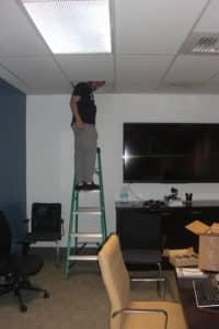 frank ceiling wiring cabling philadelphia