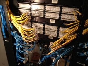 installation wireless access points wap center city