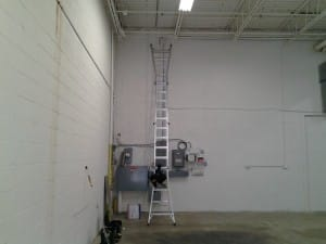 ladders data cabling radnor