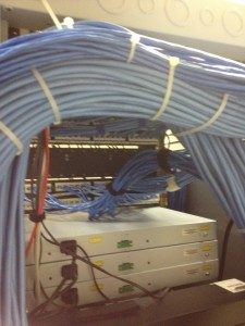 network cabling acme installation media