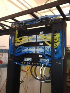 network cabling installation costs voice data
