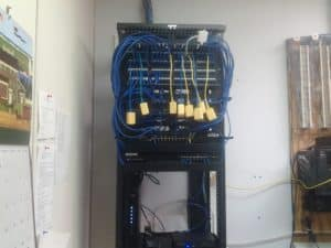 network testing warminster installation