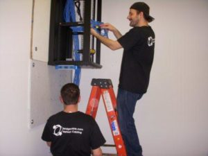 cabling project